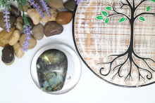 Load image into Gallery viewer, Labradorite Rough polished free form 370gm - Moonstone Felt And Crystals