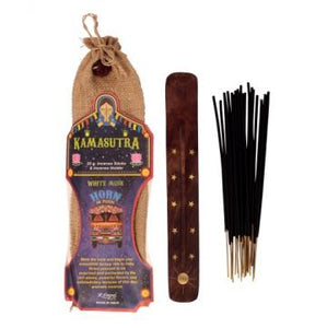 Kamasutra Incense Pack - Moonstone Felt And Crystals