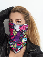 Gaiter Face Masks Face Shield Bandana