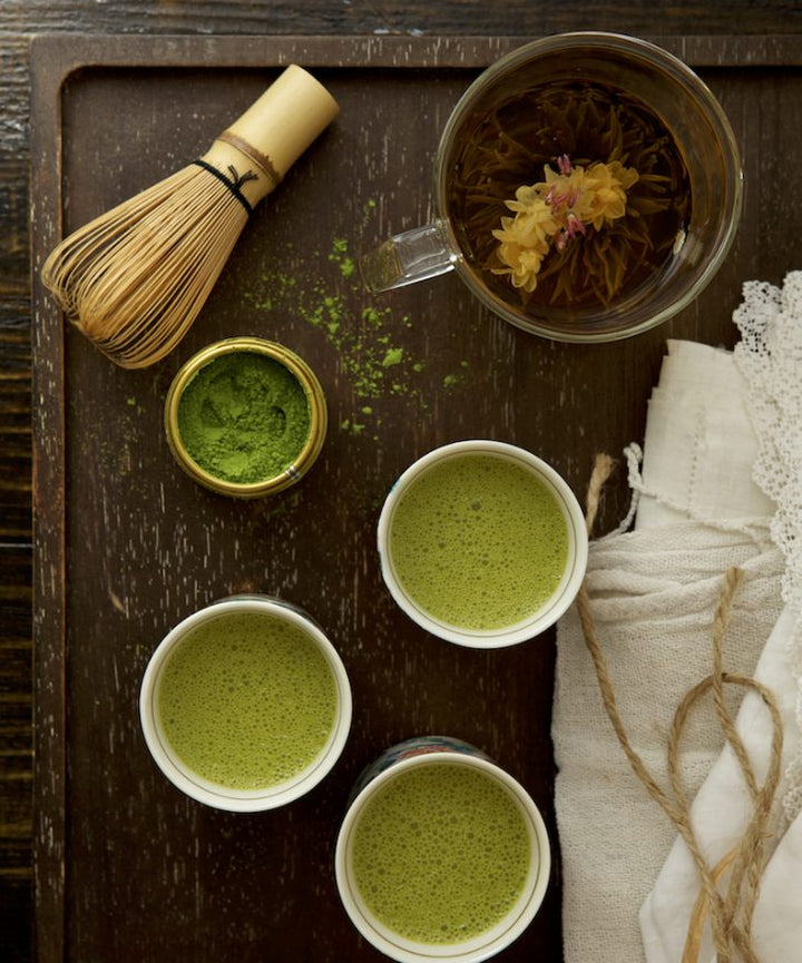 The Matcha Green Tea Smoothie