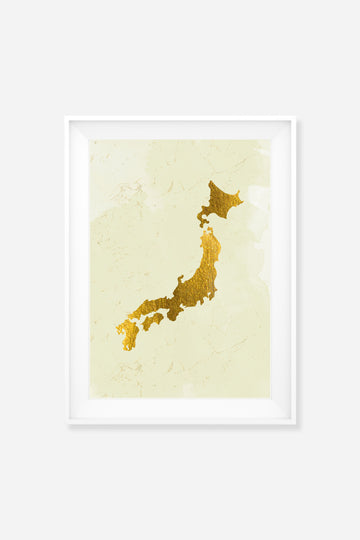 Map of Japan, The Gold Standard