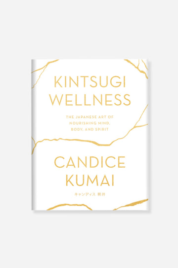 SIGNED + PERSONALIZED Kintsugi Wellness Book