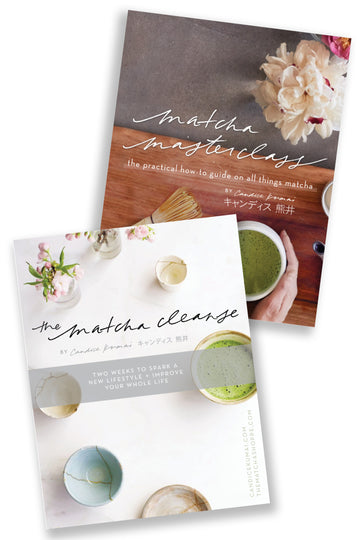 BUNDLE: The Matcha Masterclass + The Matcha Cleanse