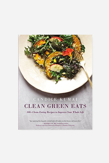 SIGNED + PERSONALIZED Clean Green Eats Book