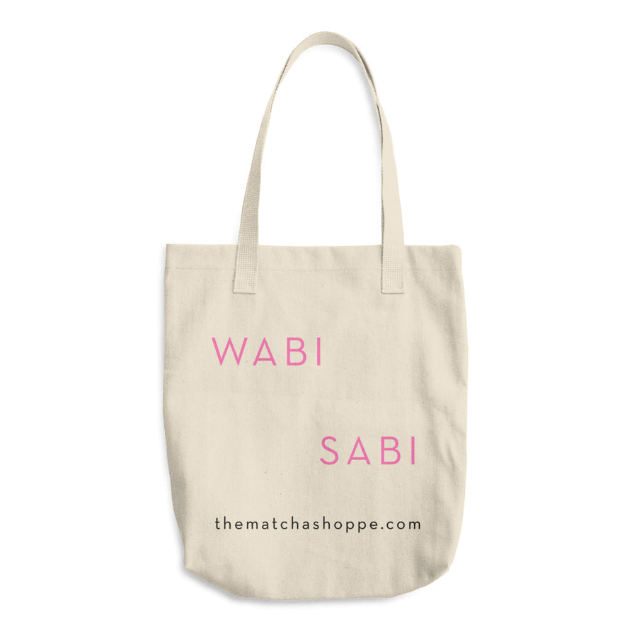 The Wabi Sabi Tote Bag