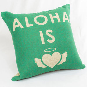 Aloha is Love Pillow Case