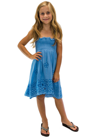 Girls Waikiki Moon Dress Purple