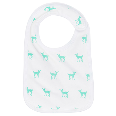 Deer Green - Bib