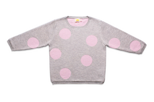 Little Nu - Polka Jumper