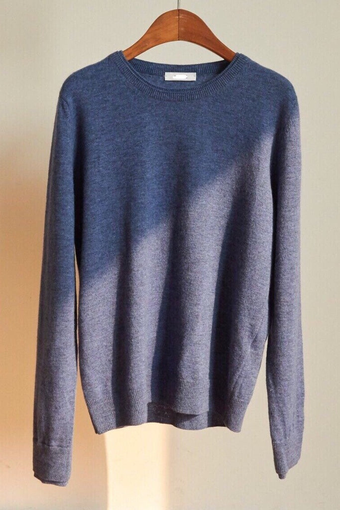 Cashmere Double Rib Sweater