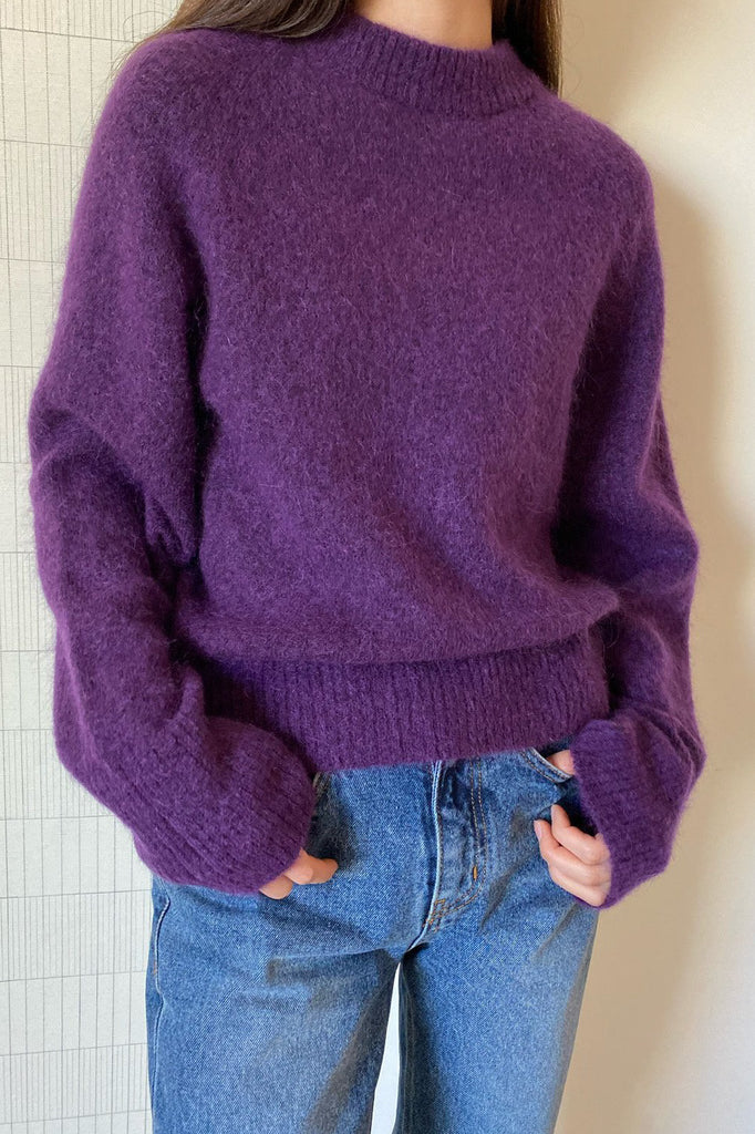 Ella Kid Mohair Sweater
