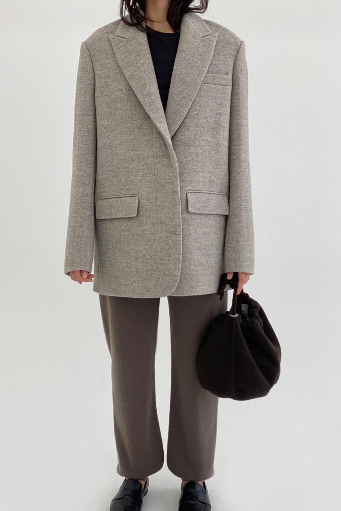 Nest Wool Jacket