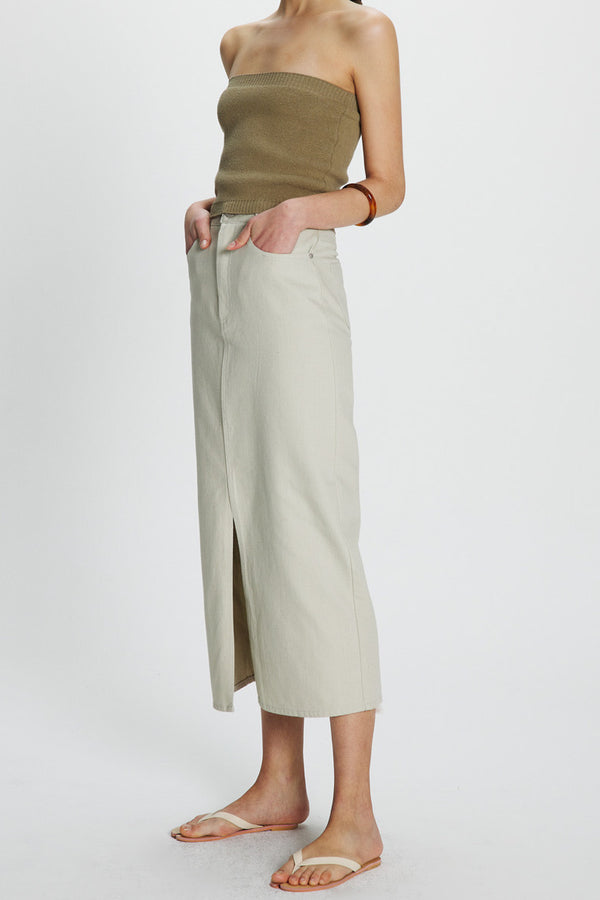 Durable Cotton Skirt
