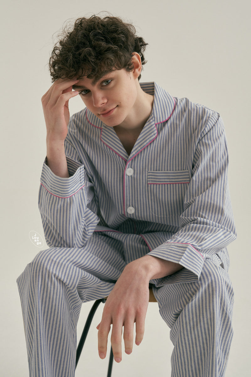 Blue Mountains Pajama Set (His)