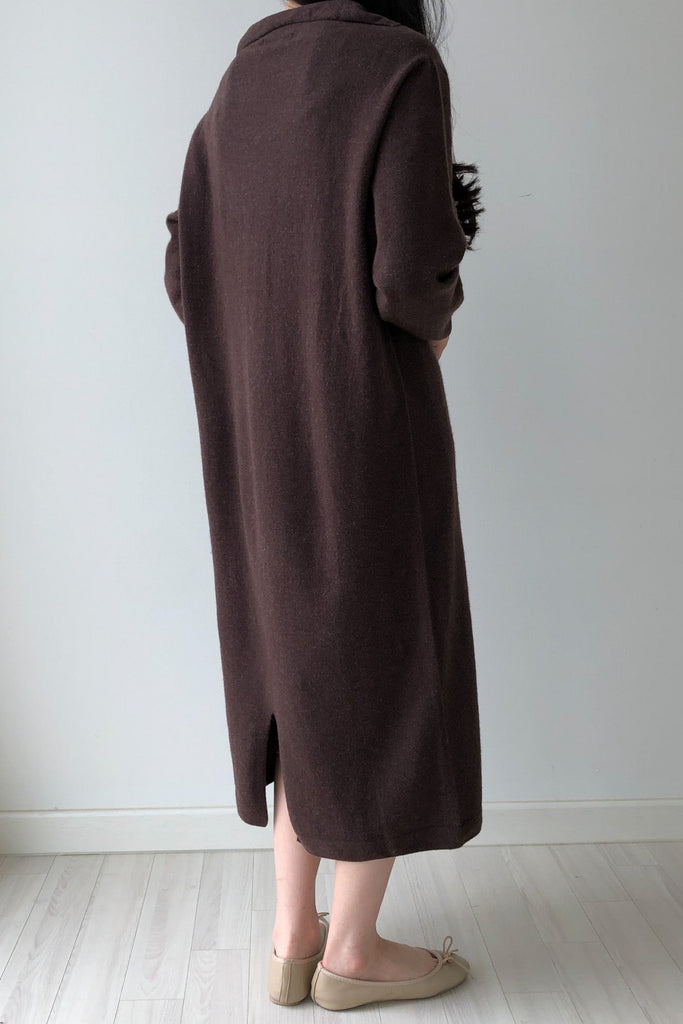 Cashmere Wool Dress