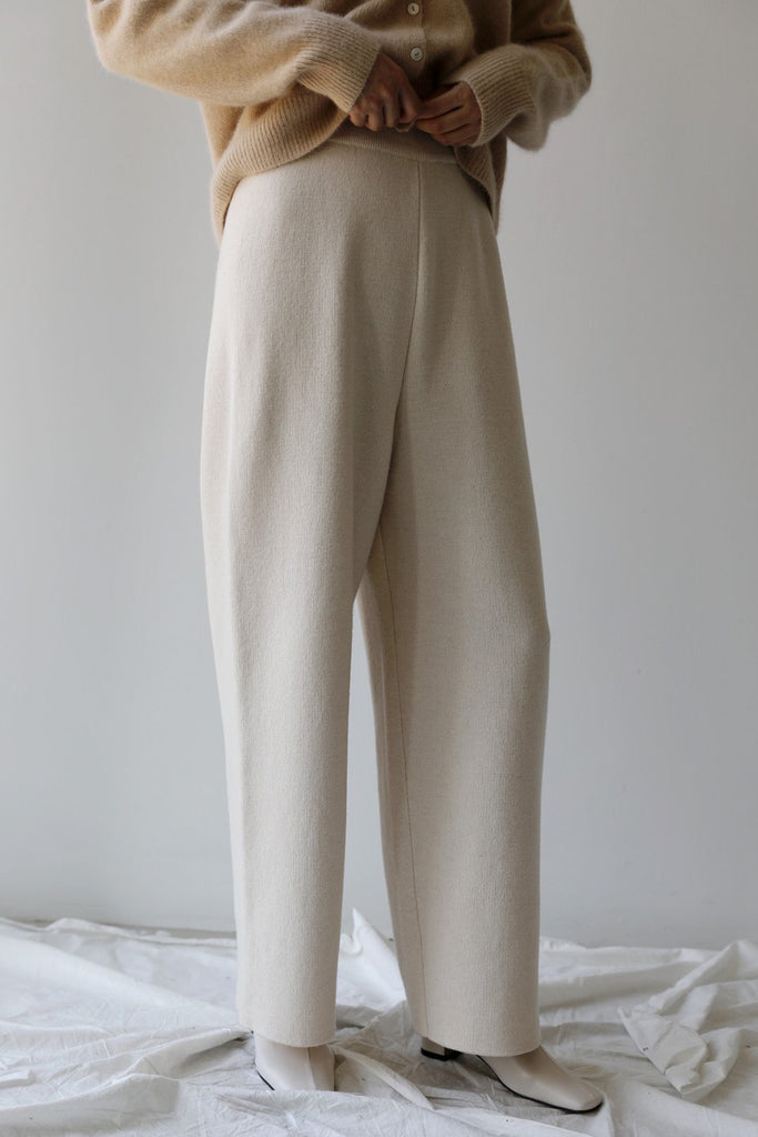 Bare Wool Pant