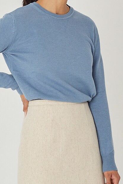 Basic Autumn Knit