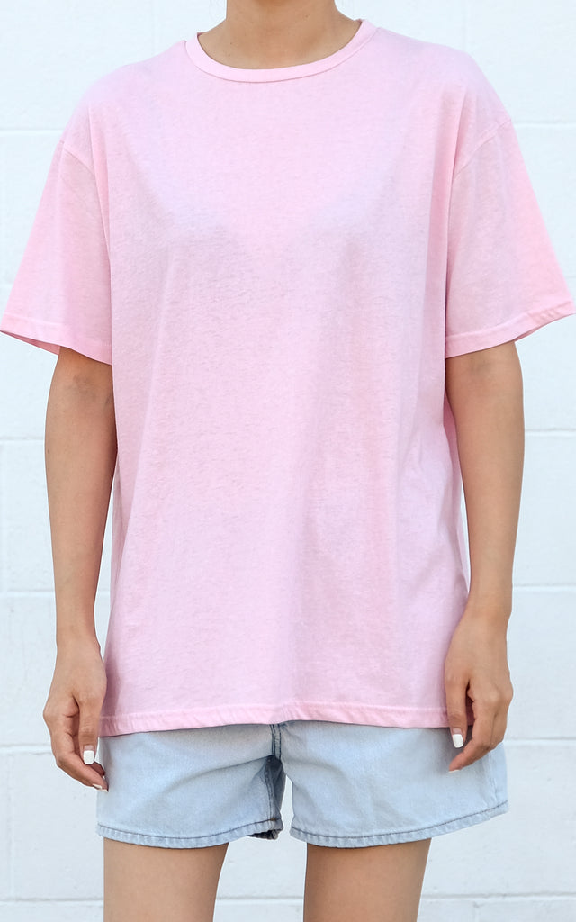 Pop Color Short Slv Tee