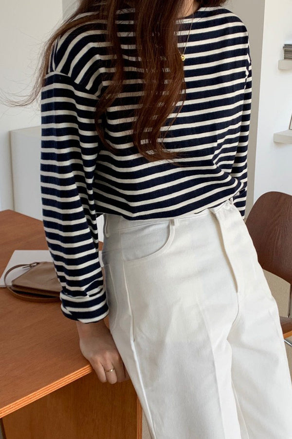 Nautica Stripe Top