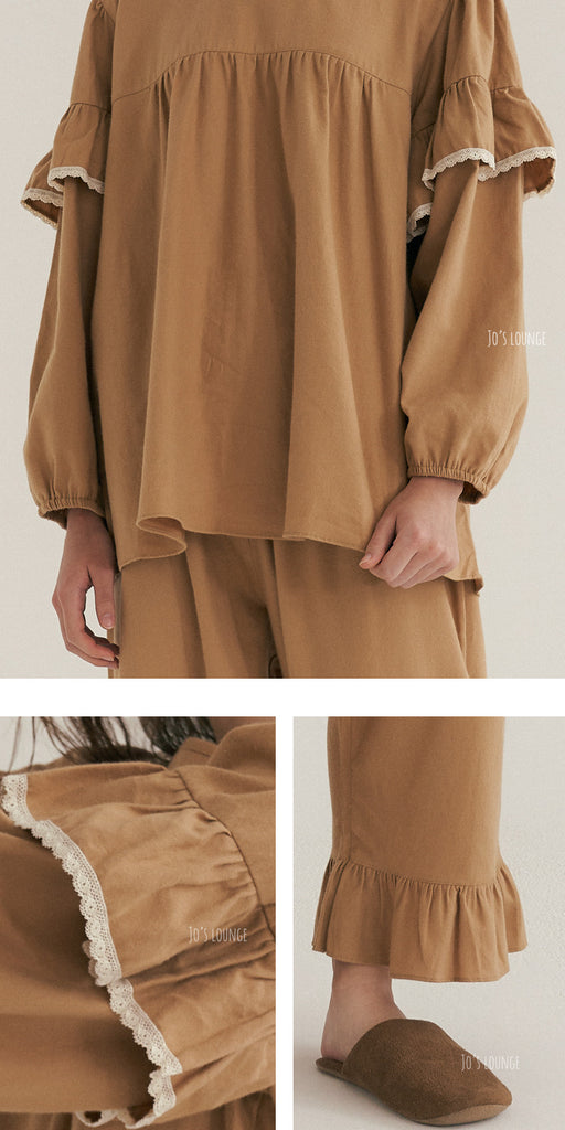 Camel Two-Piece (His & Hers)