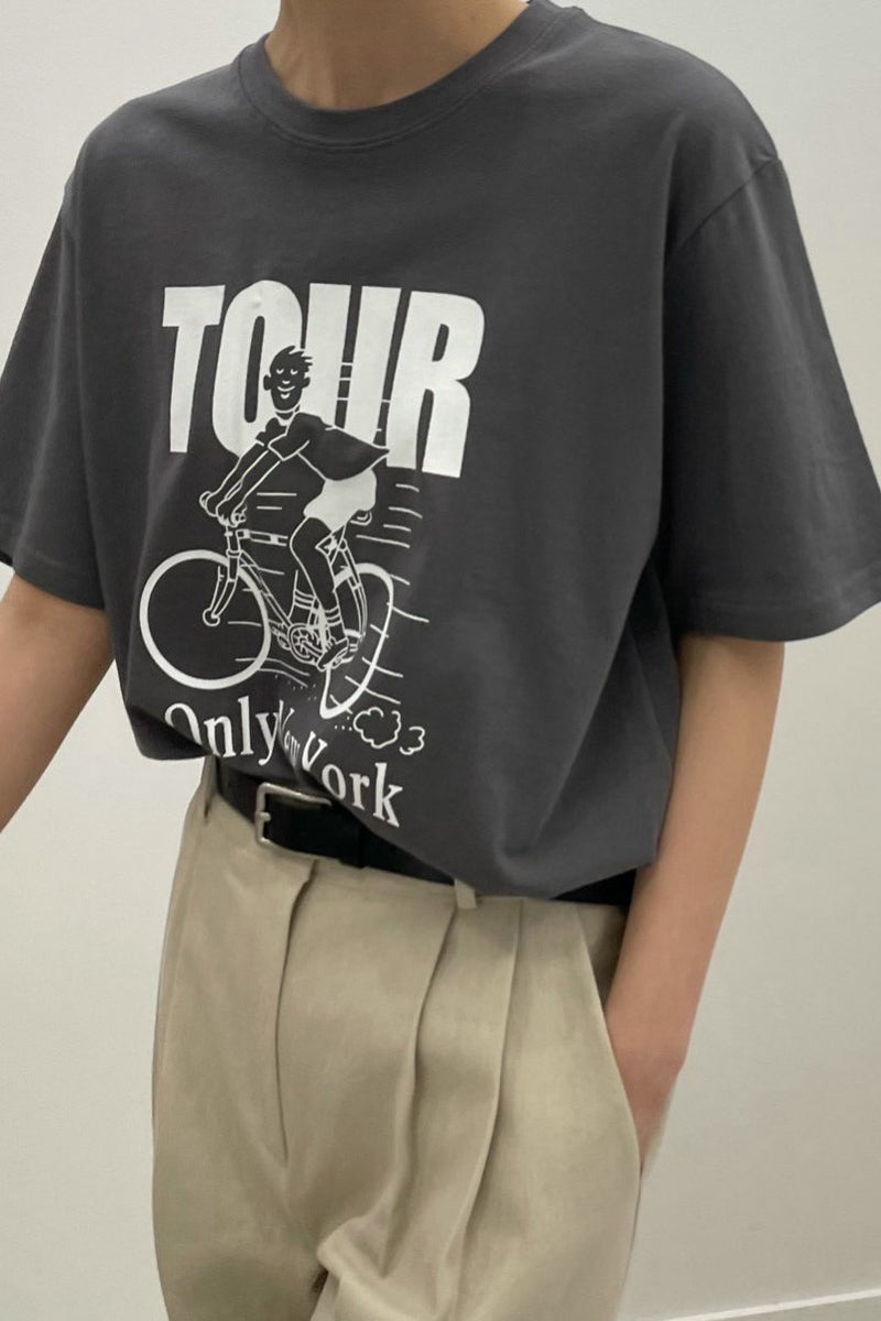 Tour Graphic Tee