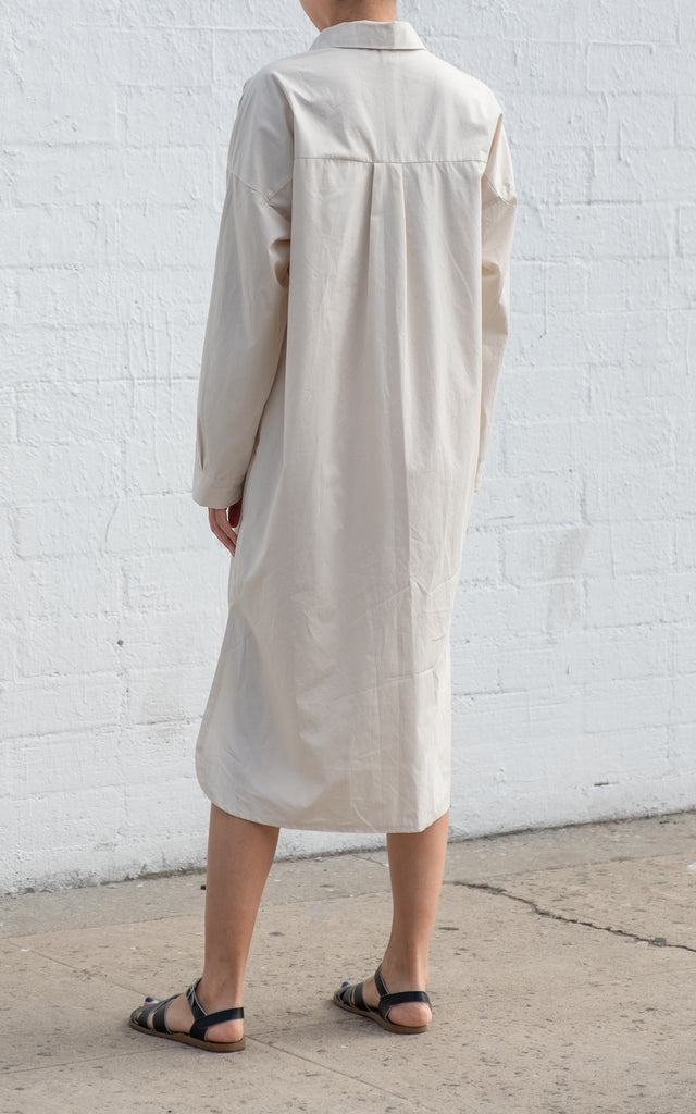 Simple Shirt Dress