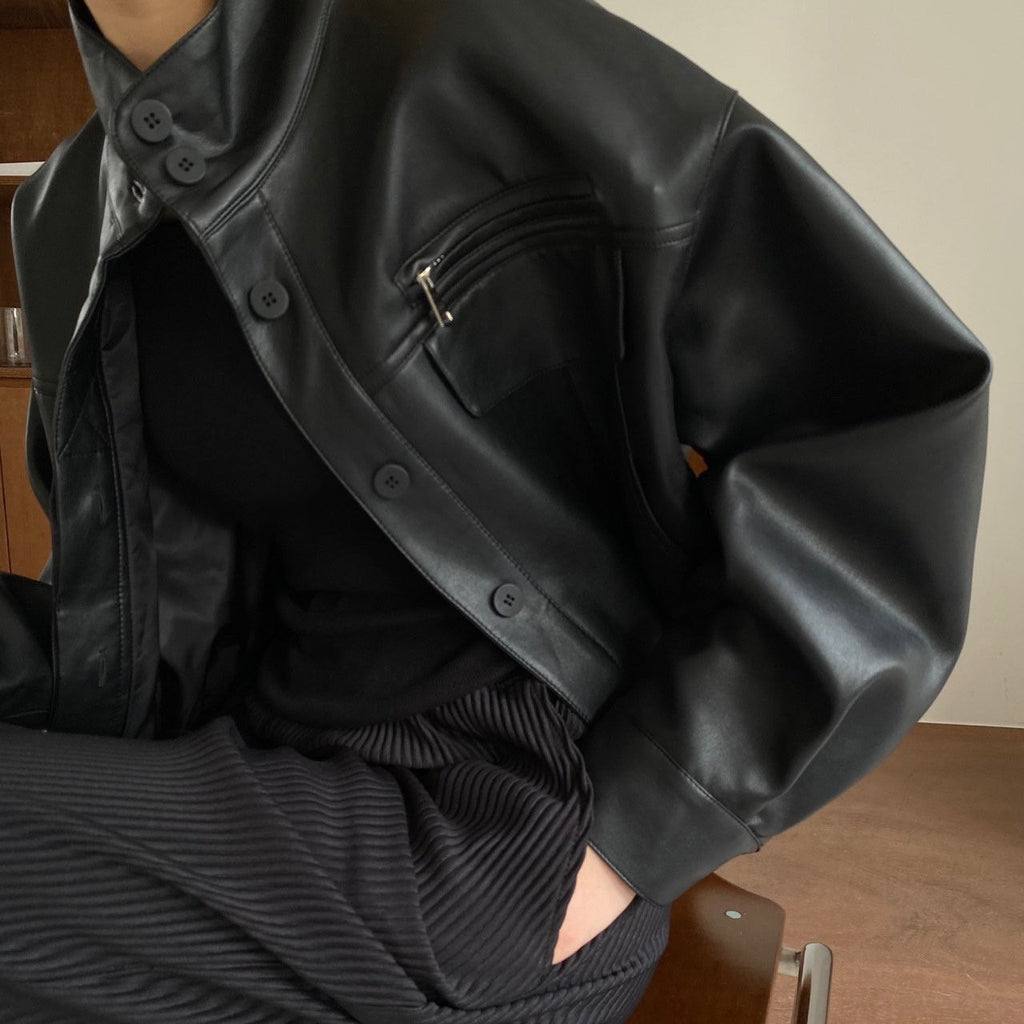 Ve-Leather Jacket