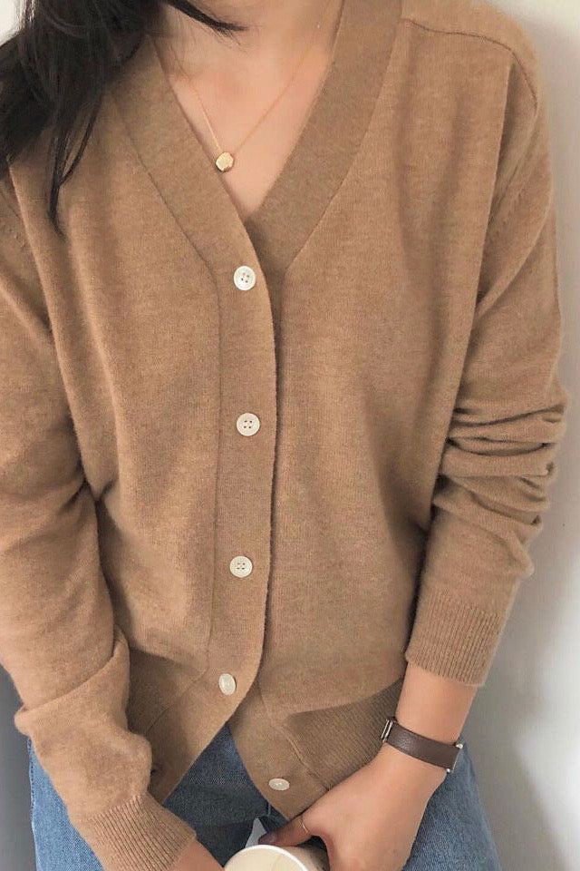 New Merci Cardigan