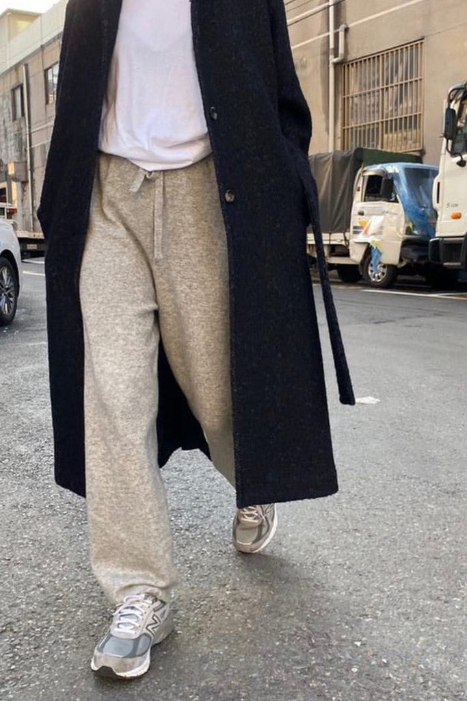 Cashmere Wool Pant