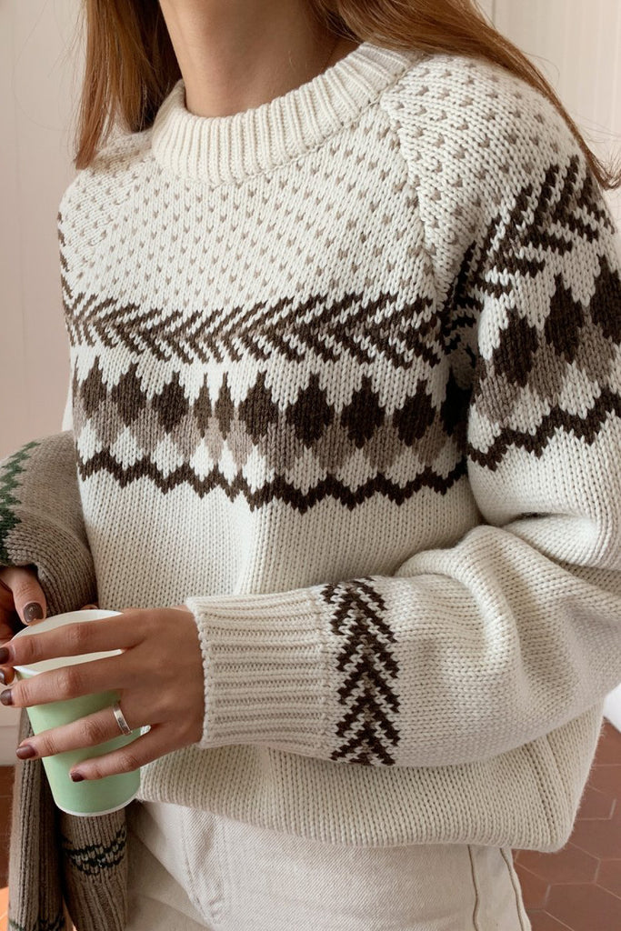 Nordic Wool Sweater