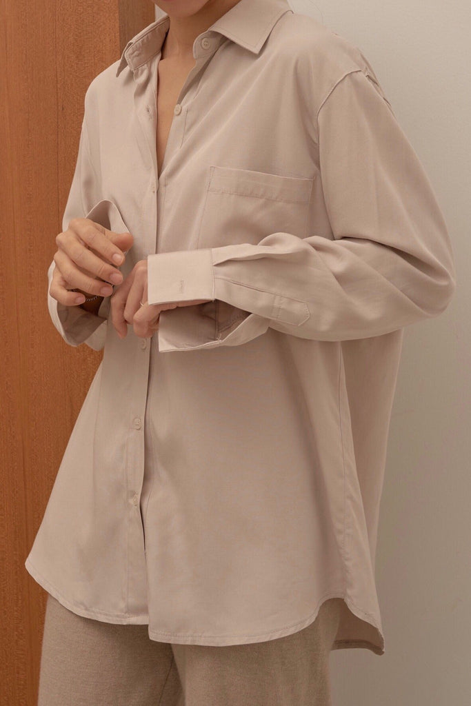 Soft Silky Shirt