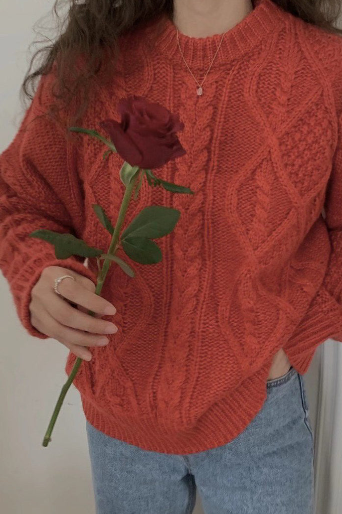 Rosie Cable Sweater