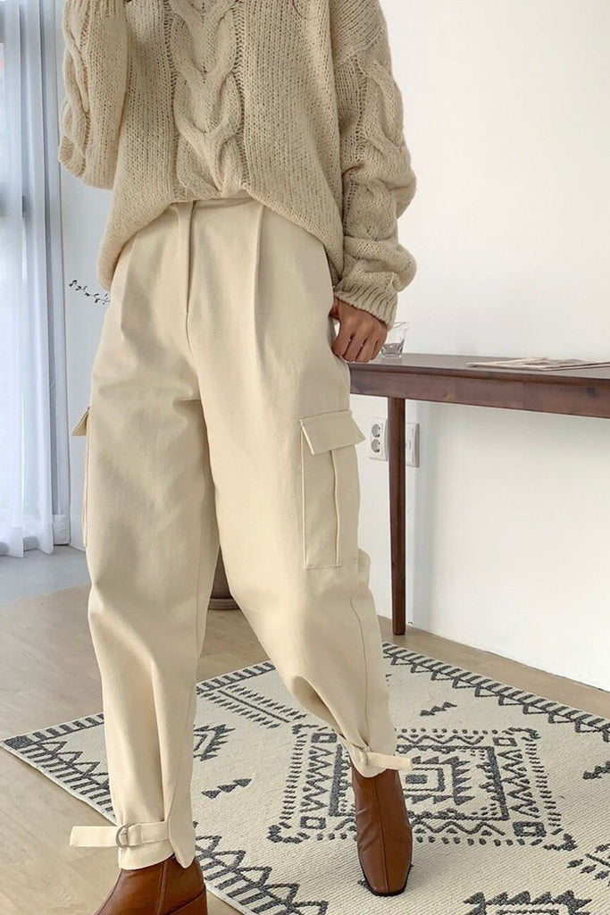 Cargo Strap Pant