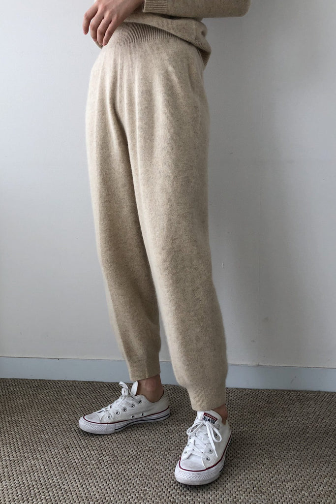Raccoon Wool Pant