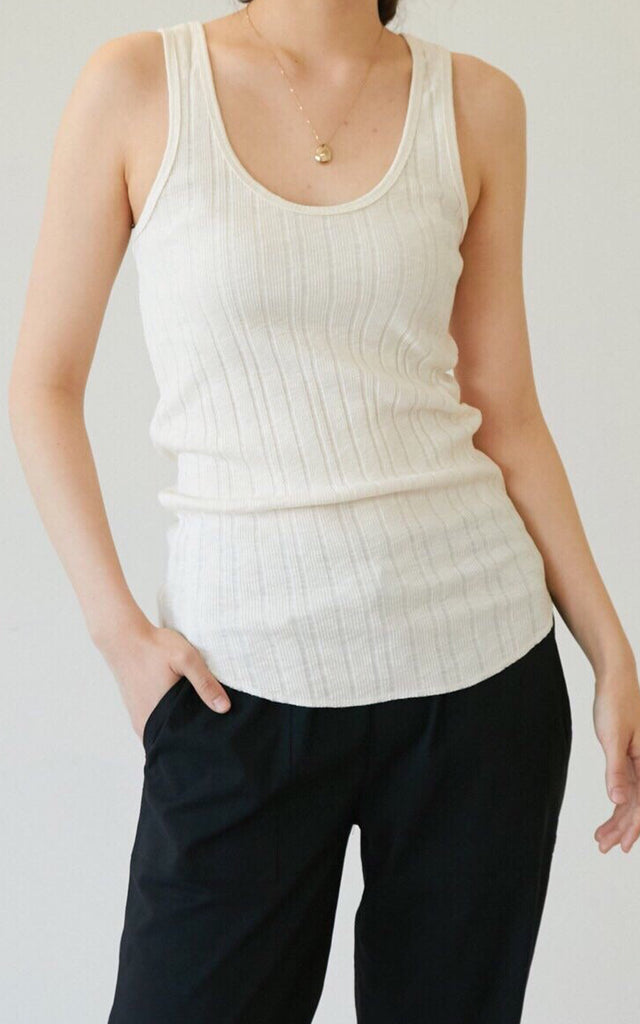 Two Way Knit Tank Top