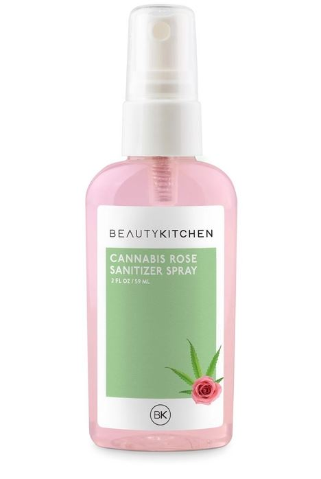 Cannabis Rose Sanitizer