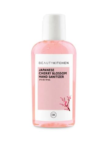 Japanese Cherry Blossom Hand Sanitizer