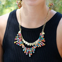 Load image into Gallery viewer, Kantha Tribal Necklace - Cause-ology
