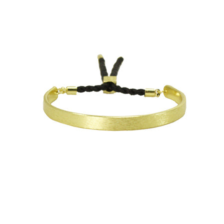 Tethered Bangle - Gold - Cause-ology