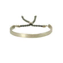Load image into Gallery viewer, Tethered Bangle - Silver - Cause-ology