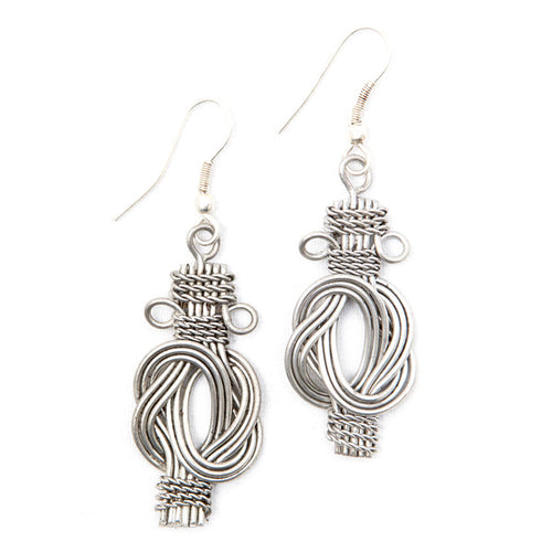 Tribal Fresh - Infinity Knot - Silver - Cause-ology