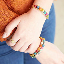 Load image into Gallery viewer, Kantha Wire Bracelet - Cause-ology