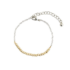 Tribal Fresh - Morning Dew Bracelet - Gold - Cause-ology