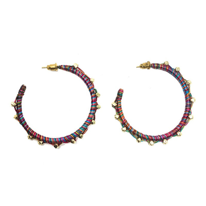 Urban Raja Threaded Hoops - Cause-ology