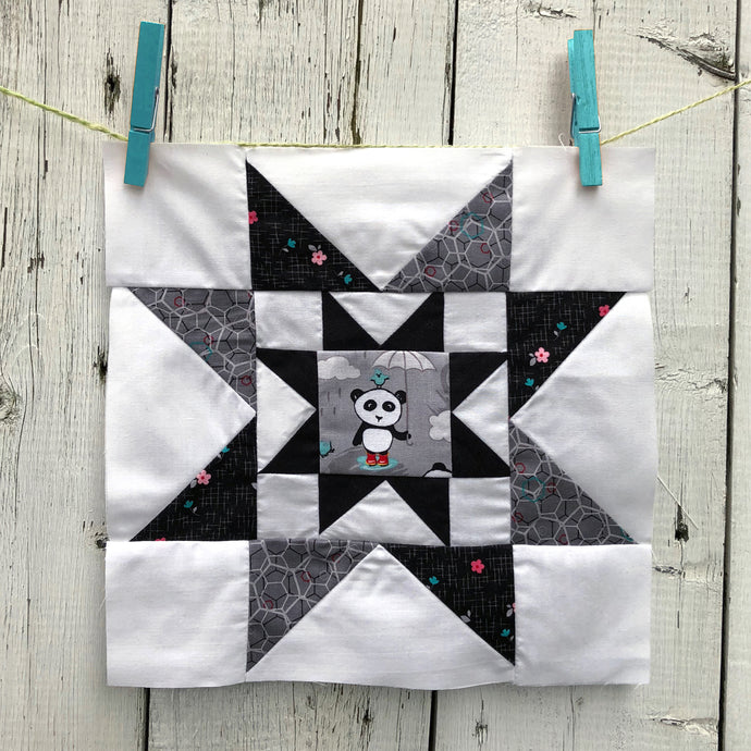 Meet the Makers Quilt Along and Block # 3