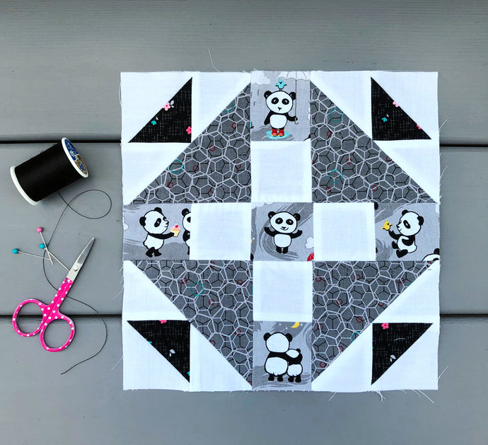 Meet the Makers Quilt Along and Block #2
