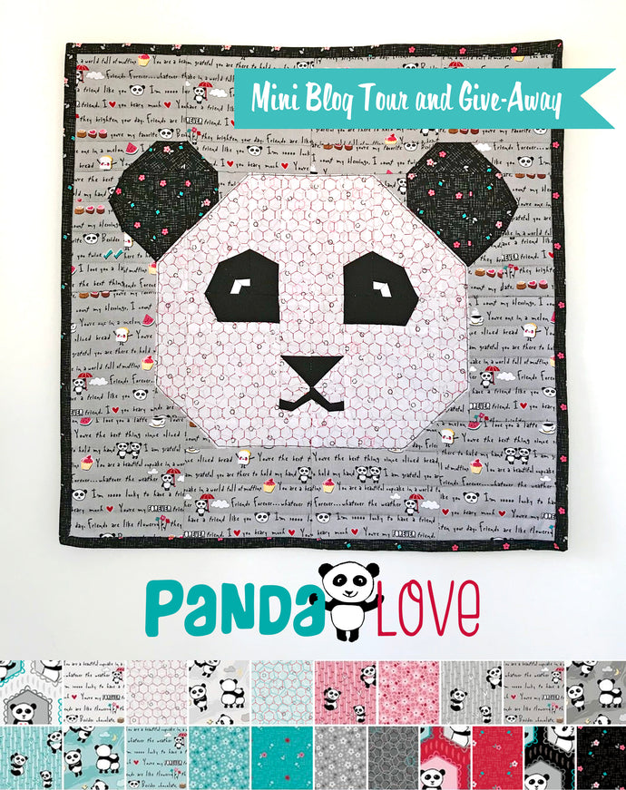 Panda Love Mini Tour and Give Away