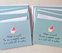 Thank You Cards - 8 pk - CAN$