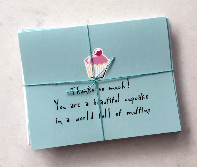 Thank You Cards - 8 pk