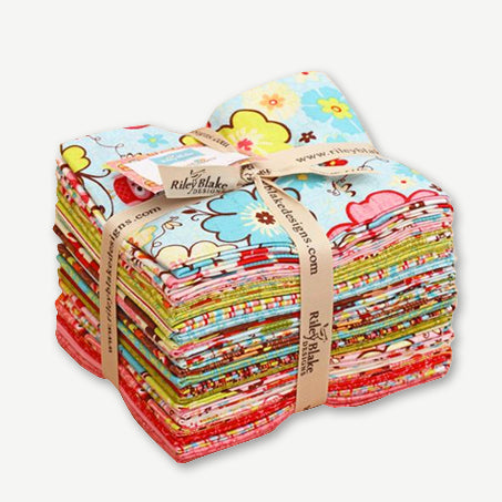Happy Flappers Fat Quarter Bundle - CAN$